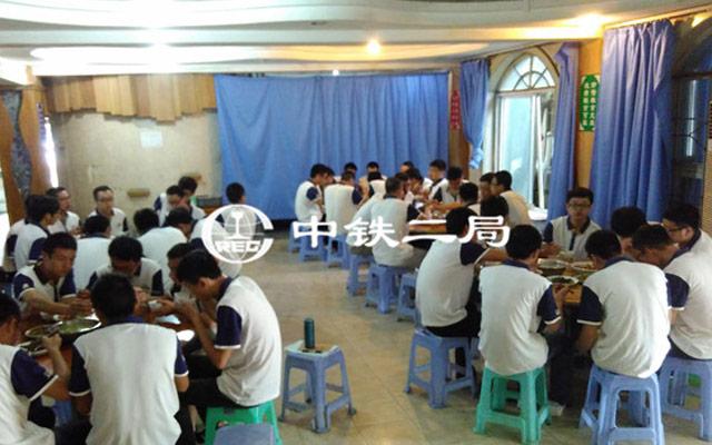 学生食堂大厅